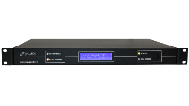 Appliance Network Time Server